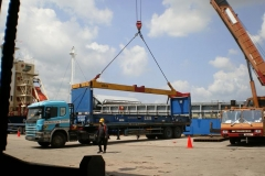 Heavy Lift Operations